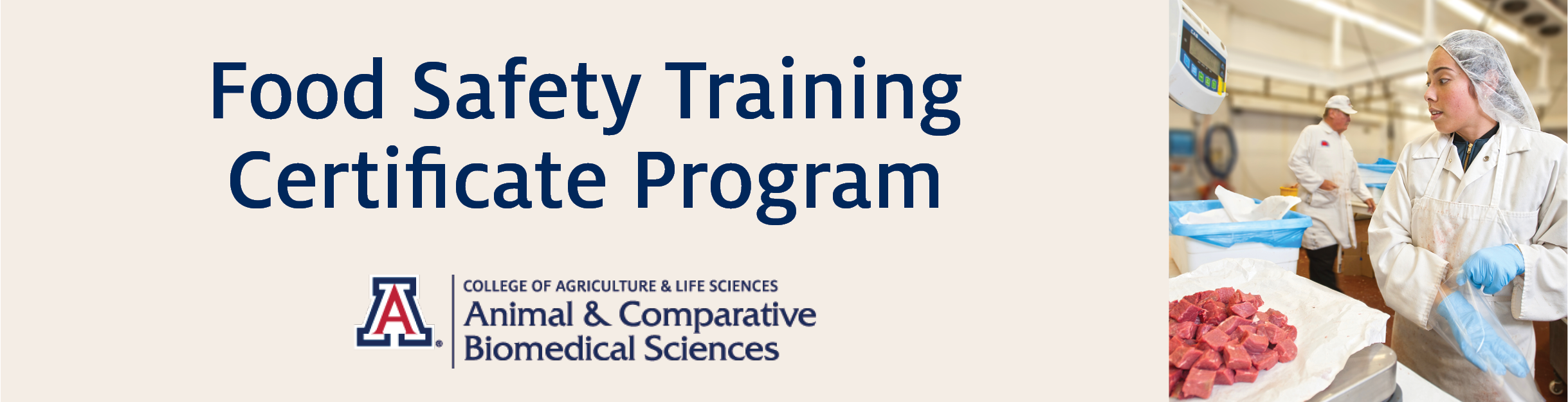 Food Safety Training Program logo