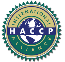 International HACCP Alliance logo