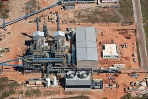Ameresco Biomass Cogeneration Facility at SRS