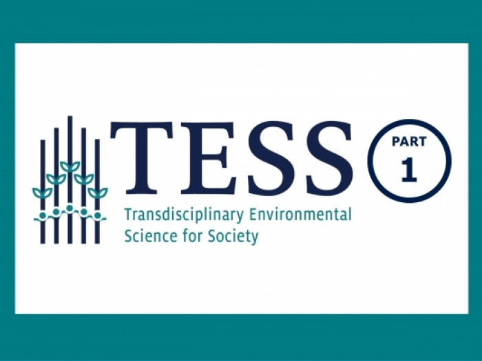 TESS Program Part 1 logo