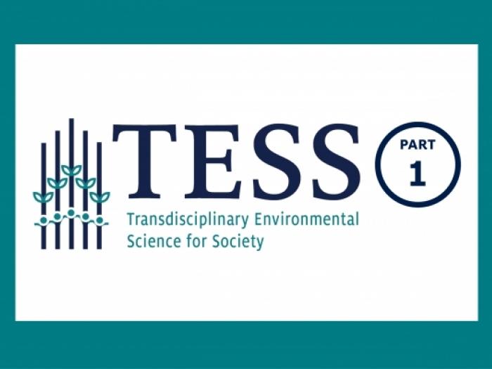 TESS Program Part 1 logo